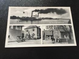 Am Rhein Bei HELMLINGEN Bei RHEINAU  U.a. Gasthaus ZUM ANKER  1940 - Sonstige