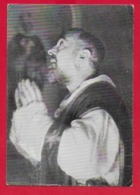 CARTOLINA VG ITALIA - Padre PIO Da Pietrelcina - La Santa Messa - Ed. Abresh - 10 X 15 - 1967 S. GIOVANNI ROTONDO - Santi