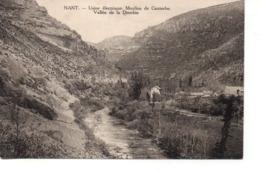 Aveyron : Nant : Usine électrique - Frankrijk