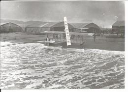PHOTO AVION HYDRAVION  BERRE L'ETANG  ??  A IDENTIFIER  12X18CM  ARCHIVE ECPA - Aviation