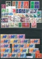 France , Grand Lot Des Timbres Neufs S.c. , 3 Grand Cartes Classeurs , Mint (as Per Scans) MNH - France