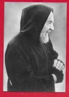 CARTOLINA VG ITALIA - Padre PIO Da Pietrelcina - Foto Elia - 10 X 15 - 1967 S GIOVANNI ROTONDO NOVENTA DI PIAVE - Santi