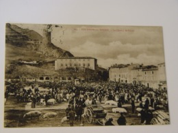 ARDECHE-TOURNON-169-LE CHAMP DE FOIRE-ANIMEE - Tournon