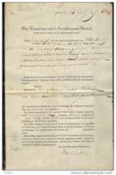 PRECURSEUR DE 1829 EN NEERLANDAIS DE BRUXELLES A SAINT JOSSE.  (LM40 ) - 1815-1830 (Dutch Period)