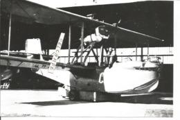 PHOTO AVION HYDRAVION A IDENTIFIER   11X18CM - Aviation