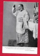 CARTOLINA VG ITALIA - Benedizione Padre PIO Da Pietrelcina - Bertuetti Elsa - 10 X 15 - 1965 S GIOVANNI ROTONDO - Santi