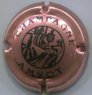 CAPSULE-CHAMPAGNE AMYOT N°01 Rosé & Noir - Autres