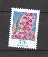 Deutschland BRD **   3501 R  Blumen Fingerhut  Mit Nummer Neuausgaben  2.11.2019 - BRD