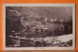 Gavet - Barrage - France