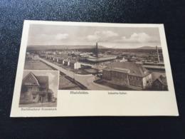 RHEINFELDEN Industrie-Gebiet  Buchdruckerei Krauseneck - Rheinfelden