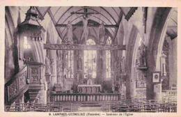 29 LAMPAUL-GUIMILIAU Intérieur De L'église - Lampaul-Guimiliau