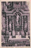 29 LAMPAUL-GUIMILIAU L'autel De La Chapelle De La Sainte Trinité - Lampaul-Guimiliau