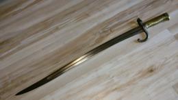 Baionnette Type Chassepot Pour Remington 1867 - Armas Blancas