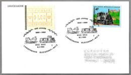 100 Años FERROCARRIL GLEISDORF-WEIZ - 100 Years Railroad. Weiz 1989 - Trenes