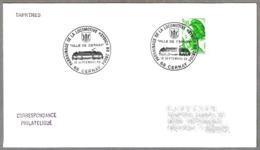 """Patricio De La LOCOMOTORA """"SYBIC"""" BB 26004 """"VILLE DE CERNAY"""". Cernay 1989 - Trenes"""