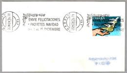 ENVIE FELICITACIONES Y PAQUETES DE NAVIDAD Del 1 Al 15 Diciembre. Madrid 1976 - Correo Postal