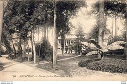 D33  ARCACHON  Vue Au Jardin Mauresque   ..... - Arcachon