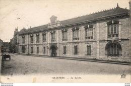 D28  CHARTRES  Le Lycée  ..... - Chartres