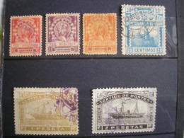 MAROC - Postes Locales - Belles Valeurs Second Choix - 2 Photos - Marokko (1891-1956)