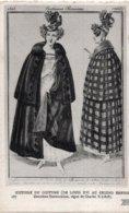 CPA   COSTUME PARISIEN---HISTOIRE DU COSTUME---COIFFURE - Moda