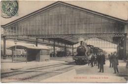 55 BAR-le-DUC Intérieur  De La Gare - Bar Le Duc