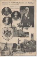 80 PERONNE  Monsieur Poincaré Remet à La Ville De Péronne Lea Croix De La Légion D'Honneur 12 Juillet 1914 - Peronne