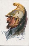 Illustrateur DUPUIS  En Argonne 1915 - Dupuis, Emile
