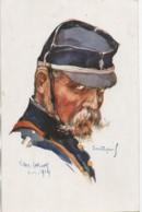 Illustrateur DUPUIS Villers-Cotterets 1914 - Dupuis, Emile