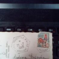 SUR CARTE POSTALE LAVAL MAGENTA CP N°63 MAYENNE SUR DECARIS - Postmark Collection (Covers)