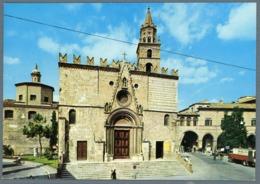 °°° Cartolina - Teramo La Cattedrale Scritta °°° - Teramo