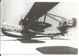 PHOTO AVION HYDRAVION  A IDENTIFIER   16X11CM - Aviation