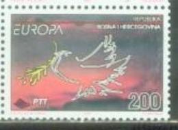 BH 1995-24 EUROPA CEPT, BOSNA AND HERZEGOVINA, 1 X 1v, MNH - 1995