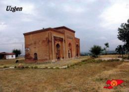 1 AK Kirgistan * Die Drei Karachaniden-Mausoleen Aus Dem 11. Und 12. Jahrhundert In Der Stadt Ösgön Auch Uzgen * - Kirgisistan