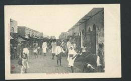 DJIBOUTI -- Rue De Paris  Vaf103 - Djibouti