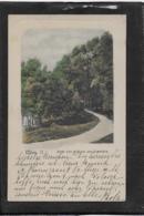 AK 0361  Wien - Idylle Vom Lusthaus Zum Praterspitz Um 1900 - Prater