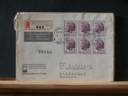A11/666   LETTRE 1946 POUR LA HOLLANDE - Schweiz