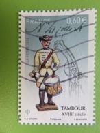 Timbre France YT 4668 - Les Soldats De Plomb - Tambour (XVIIIème Siècle) - 2012 - Used Stamps