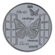 Monnaie De Paris , 2015 , Donzenac , Une Médaille Pour La Liberté , Revers 2 CN - Monnaie De Paris