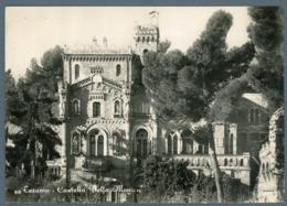 °°° Cartolina - Teramo Castello Della Monica Viaggiata °°° - Teramo