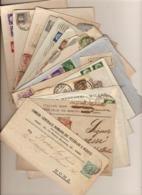 (St.Post.).Regno.V.E.III.Lotto 35 Lettere.Raccomandate,tassate,intestate Ecc...(105-19) - 1900-44 Vittorio Emanuele III
