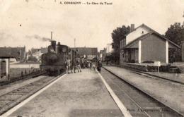 Corbigny-la Gare Du Tacot-très Bon état - Corbigny