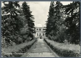 °°° Cartolina - Teramo Osservatorio Astronomico Di Collurania Viaggiata °°° - Teramo