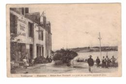 TREHIGUIER PENESTIN HOTEL BON ACCUEIL RENOMME PAR SES BELLES MOULES ECRIS - Autres Communes