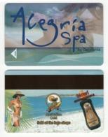 Hotelkey Key Card Hotel Alegria Spa By Catalonia - Hotelkarten