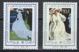 Italie. An 2003. TP Y&T N° 2641/42 **, MNH, Neuf(s). Cote Y &T 2012 :  3,50 € - 6. 1946-.. Republic