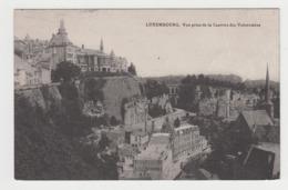 BA405 - LUXEMBOURG - Vue Prise De La Caserne Des Volontaires - Luxemburg - Town