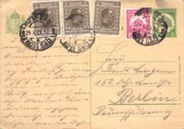 P78  Zfr.1922 Ungarn - Postal Stationery