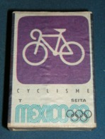 Boite D'allumettes : Mexico 68 : Cyclisme - Boites D'allumettes - Etiquettes