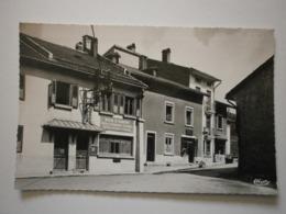 39 Bois D'Amont, La Poste Et Le Bureau De Tabacs (A4p34) - France