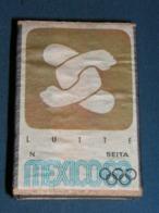 Boite D'allumettes : Mexico 68 : Lutte - Boites D'allumettes - Etiquettes